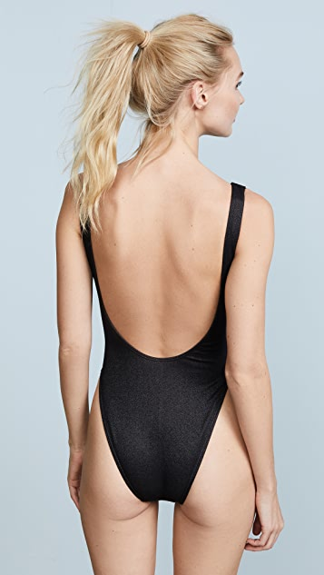 Private Party Girls Just Wanna Have Sun One Piece Swimsuit