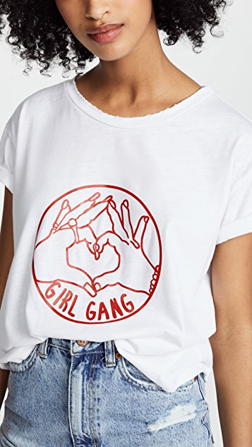 Private Party Girl Gang Tee