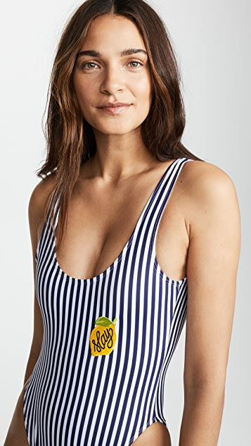 Private Party Slay Lemon Patch One Piece
