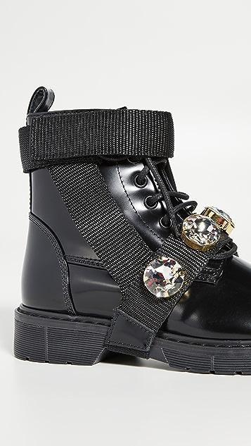 Polly Plume Lara Rock 靴子
