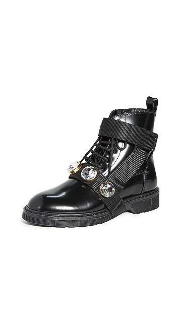 Polly Plume Lara Rock  Boots