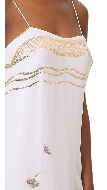 Prabal Gurung Thin Strap Dress