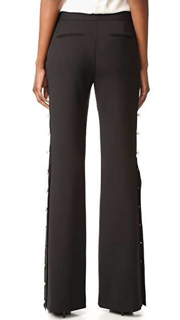 Prabal Gurung Flared Pants
