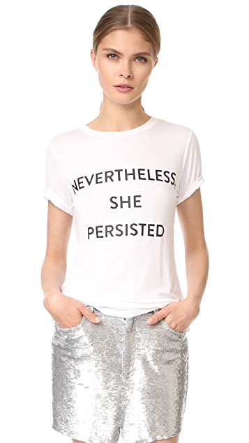 Prabal Gurung Nevertheless, She Persisted Tee