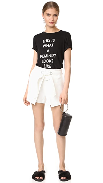 Prabal Gurung This is What a Feminist Looks Like Tee