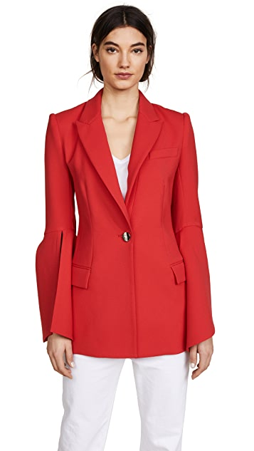 Prabal Gurung Jacket with Bell Sleeves