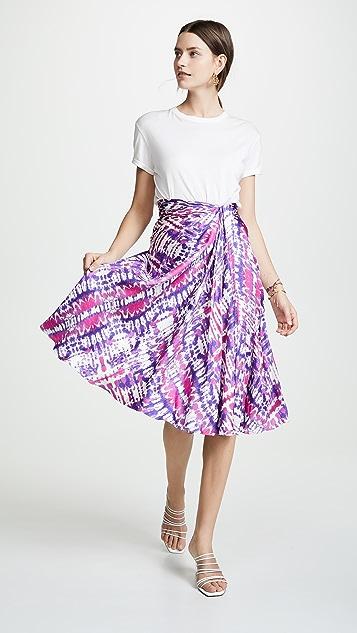 Prabal Gurung Sarong Skirt