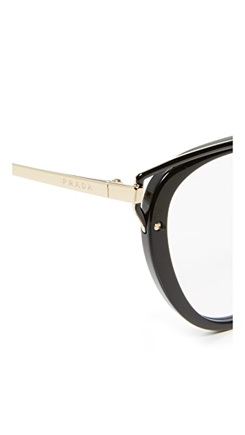 Prada Wanderer Glasses