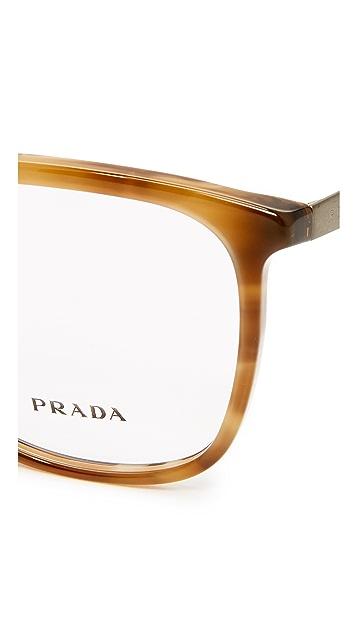 Prada PR07UV Очки в квадратной оправе