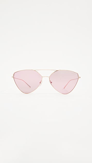 Prada Industrial Sunglasses