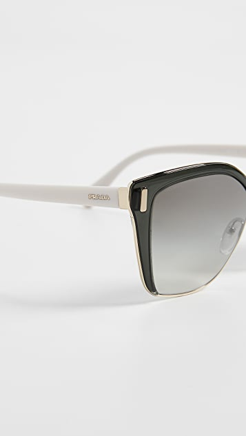 Prada Square Glasses