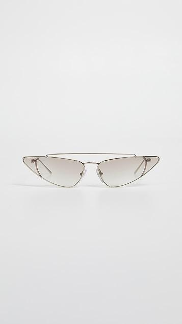 Prada Ultravox Cateye Sunglasses