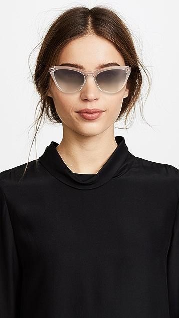 Prada PR 01VS Солнцезащитные очки «кошачий глаз» Ultravox