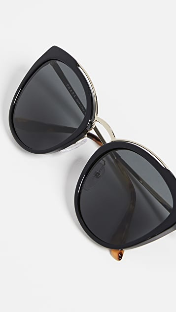 aaad453b65 Prada PR 20US Cat Eye Sunglasses ...