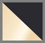 Pale Gold/Black