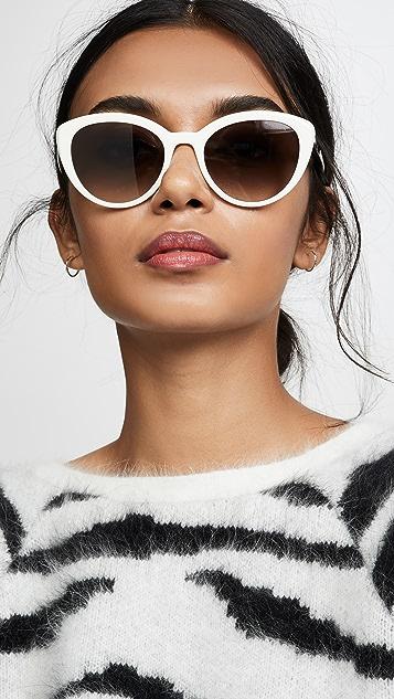 Prada Classic Cat Eye Sunglasses