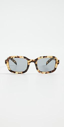 Prada - Rectangular Sunglasses
