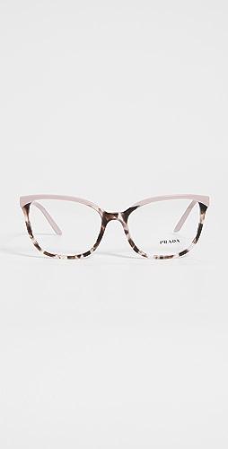 Prada - Classic Square Glasses