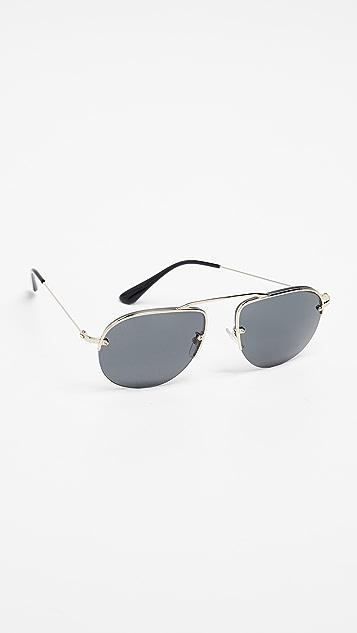Prada Teddy Sunglasses
