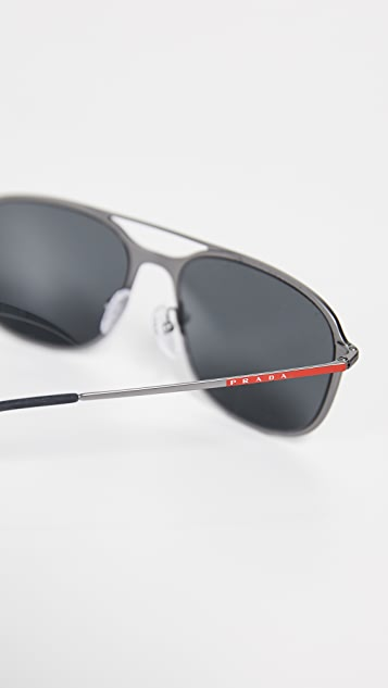Prada Linea Rossa PS 53TS Sunglasses