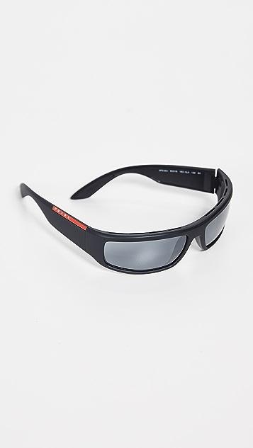 Prada Linea Rossa PS 02US Sunglasses
