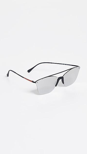 Prada Linea Rossa PS 52US Sunglasses