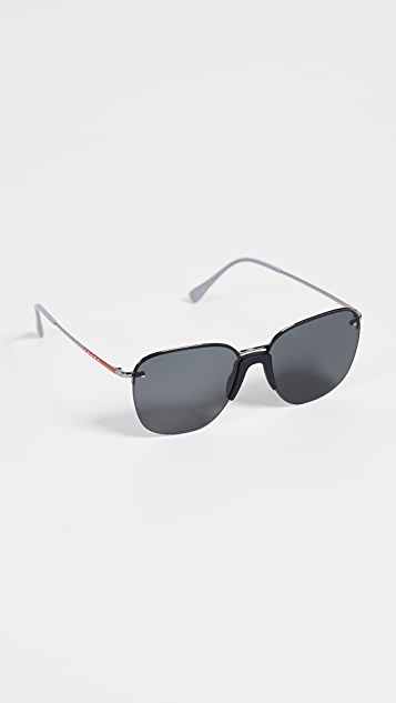 Prada Linea Rossa PS 53US Sunglasses
