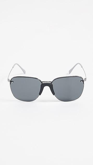 Prada Linea Rossa PS 53US Sunglasses