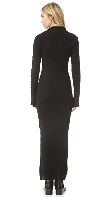 Preen By Thornton Bregazzi Amice Diamante Dress