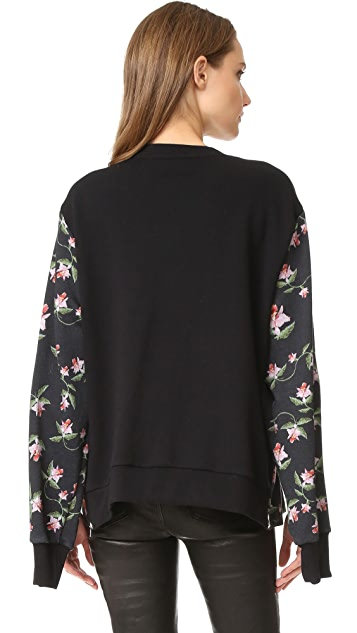 Preen By Thornton Bregazzi Kit Sweatshirt