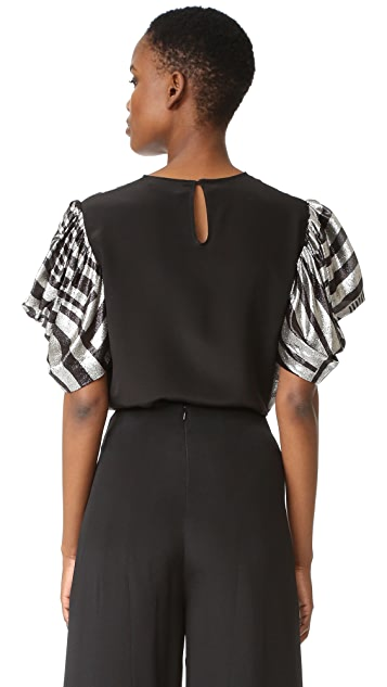Preen By Thornton Bregazzi Betsy Top