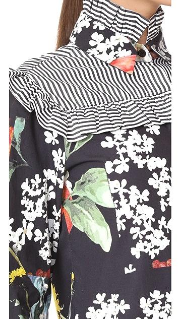 Preen By Thornton Bregazzi Kirsty Shirt