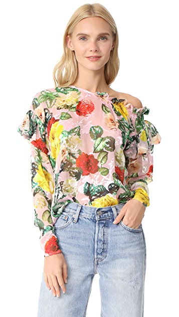 Preen By Thornton Bregazzi Marion Top