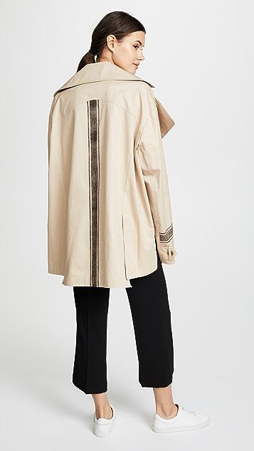 Preen By Thornton Bregazzi Yolanda Mac Coat