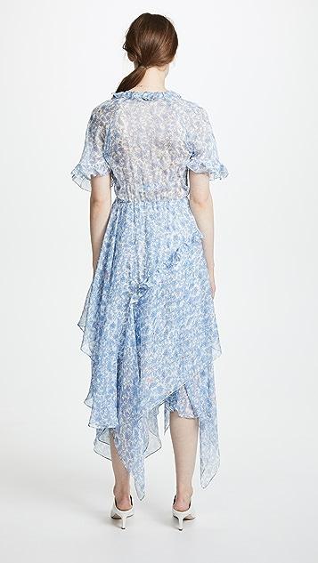 Preen By Thornton Bregazzi Lilou Dress with Slip