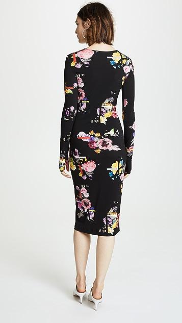 Preen By Thornton Bregazzi Faye Floral Dress