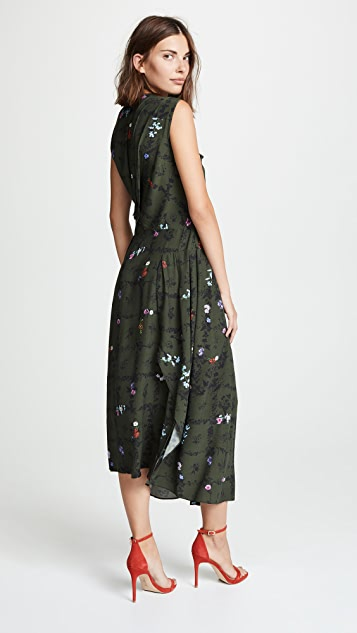 Preen By Thornton Bregazzi Clementina Dress