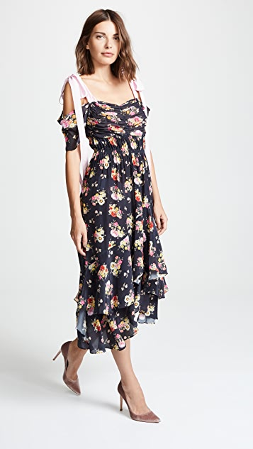 Preen By Thornton Bregazzi Preen Line Dehebra Dress