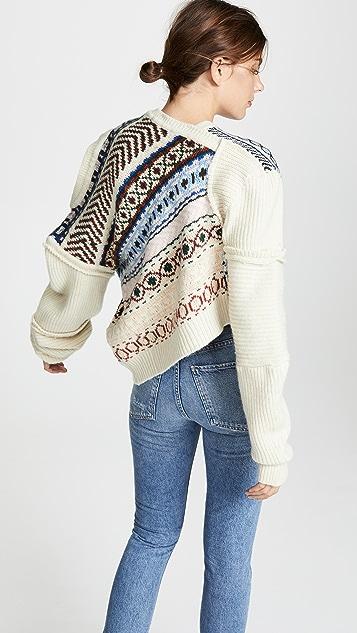 Preen By Thornton Bregazzi Kyra Knit Sweater