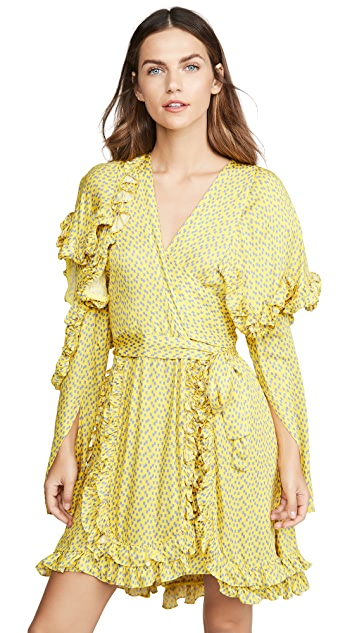 Preen By Thornton Bregazzi Rylee Dress