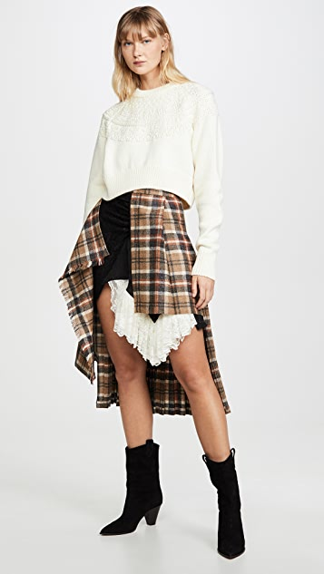 Preen By Thornton Bregazzi Idana Skirt