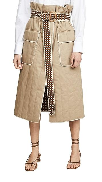 Preen By Thornton Bregazzi Halliden Skirt