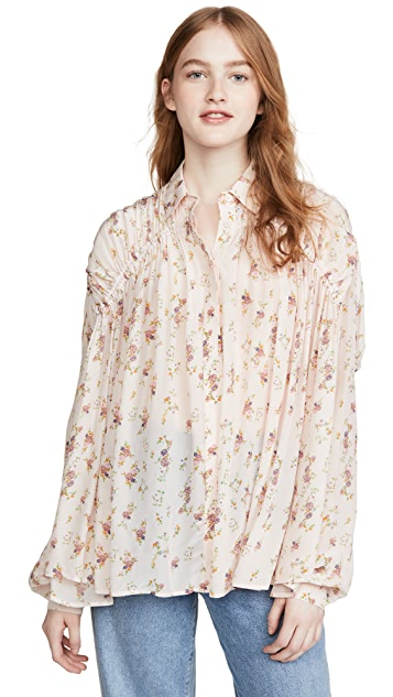 Preen By Thornton Bregazzi Preen Line Winni 女式衬衫