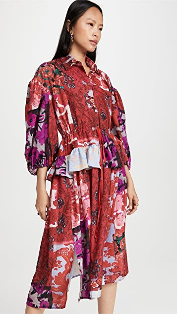 Preen By Thornton Bregazzi Dorchen Dress