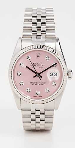 Pre-Owned Rolex - 36mm Gents Rolex Date Watch