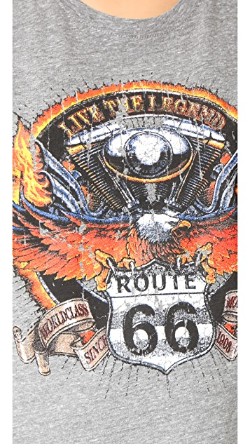 Prince Peter Route 66 Muscle Tee