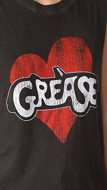 Prince Peter x Grease Love Grease Muscle Tee