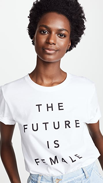 Prince Peter Future Is Female Tee