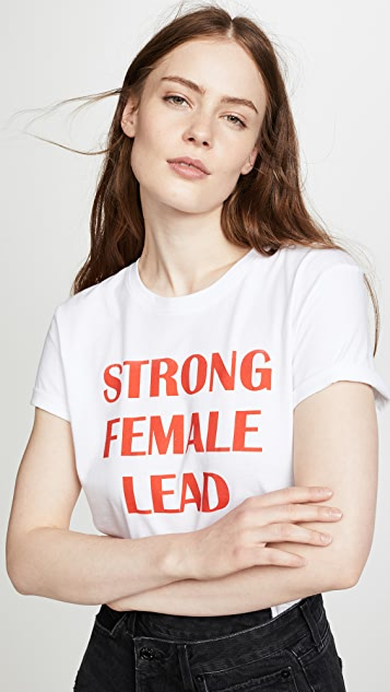Prince Peter Strong Female Lead Tee