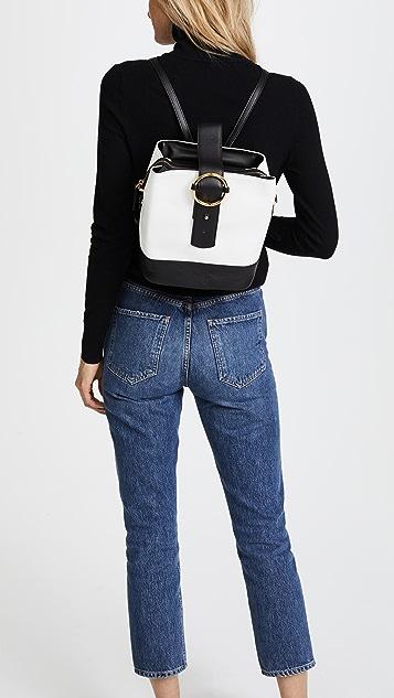 Parisa Wang Addicted Shoulder Backpack